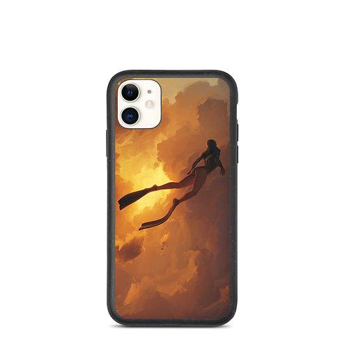 "iPhone case ""Freedive"" by RHADS"