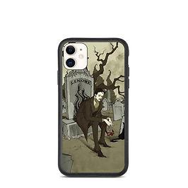 """iPhone case """"Edgar Allen Poe"""" by AbigailLarson"""