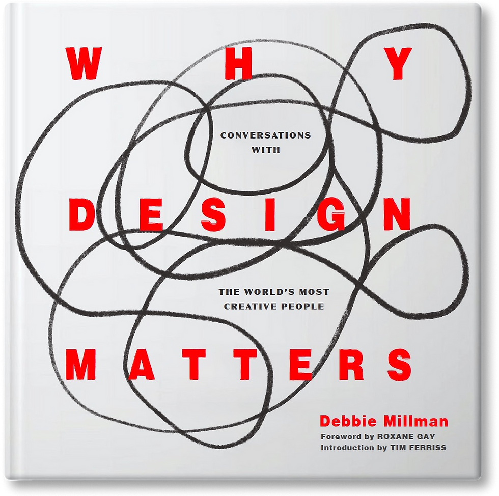 Why Design Matters book cover