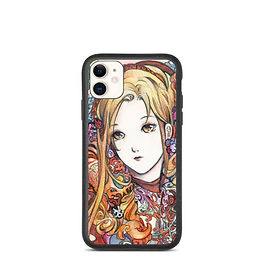"iPhone case ""Scorpio"" by Hellobaby"