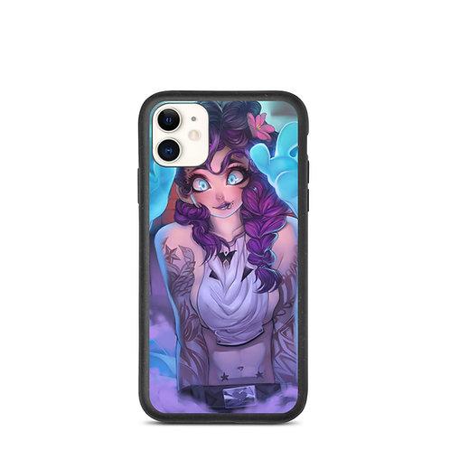 "iPhone case ""Slothfull"" by Elsevilla"