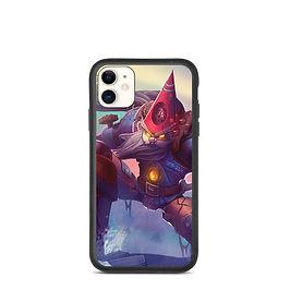 "iPhone case ""Gnomish Ancient Guardian"" by DasGnomo"