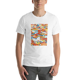 "T-Shirt ""Verona"" by Takmaj"