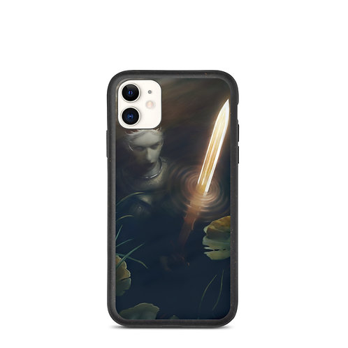 """iPhone case """"Lady of the Lake"""" by JeffLeeJohnson"""