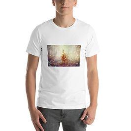 "T-Shirt ""Silence"" by Aegis-Illustration"