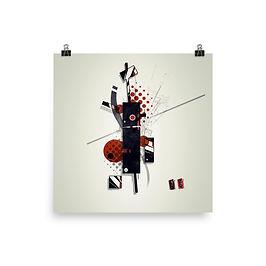 "Poster ""Robot"" by remiismeltingdots"