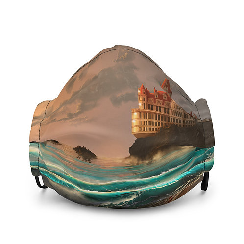 """Mask """"Cliff House"""" by chateaugrief"""
