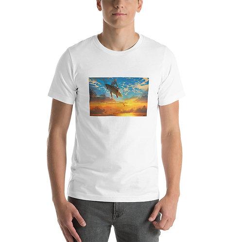"""T-Shirt """"beautiful-world"""" by RHADS"""