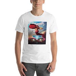 """T-Shirt """"Parnassus Unbound"""" by JeffLeeJohnson"""