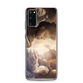 "Samsung Case ""The Speakeasy"" by phatpuppyart-studios"