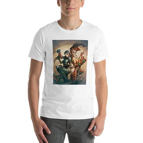 "T-Shirt ""Fantasy and Sci-Fi"" by el-grimlock"