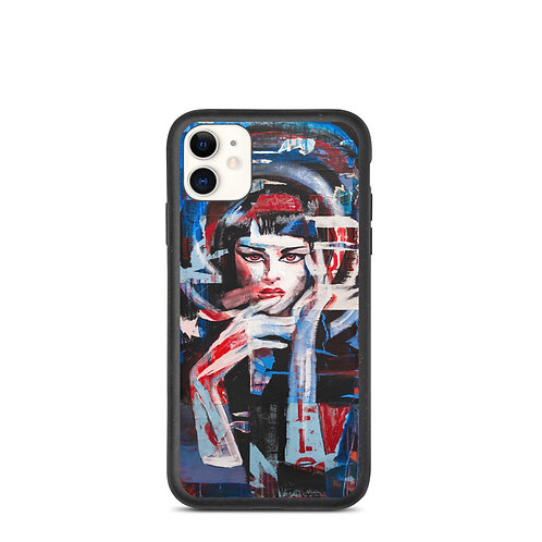 """iPhone case """"Think"""" by MikeOncley"""