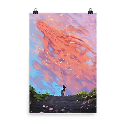 """Poster """"Remember Chihiro"""" by Anatofinnstark"""
