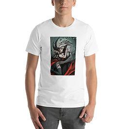 "T-Shirt ""Wolf Vampire"" by el-grimlock"