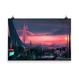 "Poster ""Antares"" by JoeyJazz"
