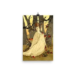 "Poster ""The Goblin Market"" by AbigailLarson"