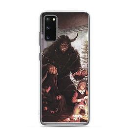 """Samsung Case """"Krampus"""" by JeffLeeJohnson"""