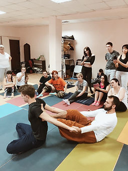 Massage thaï à PARIS