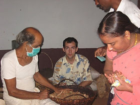 Vaidya Narayana Murthy  Cancer healer