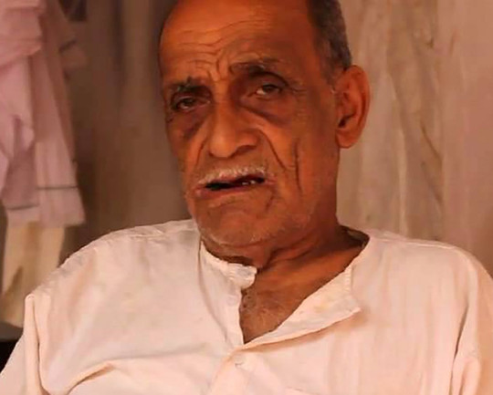Narayana Murthy Cancer healer from Narasipura, India