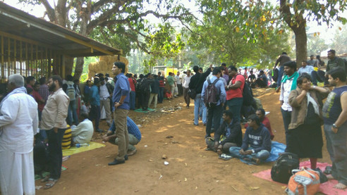 Queue to the Murthy