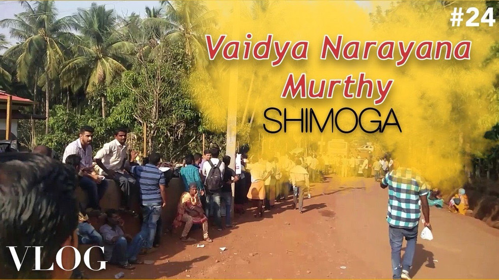 Place where Murthy lives