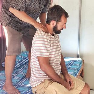 Мастер тайского массажа на Самуи