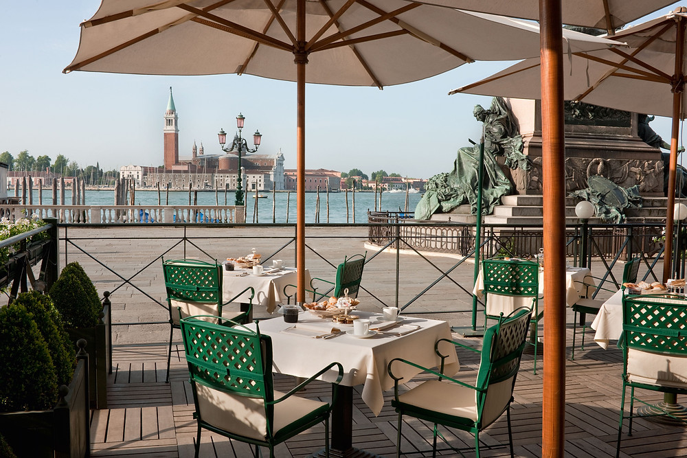 Do Leoni Ristorante, Hotel Londra Palace, Venice