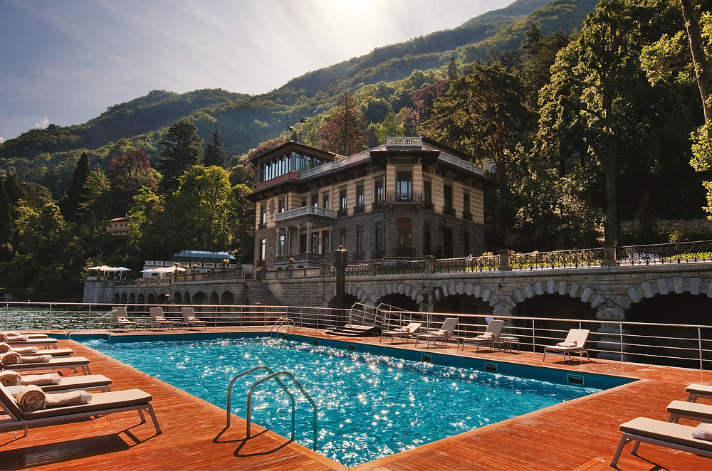 CastaDiva Resort & Spa, Lake Como