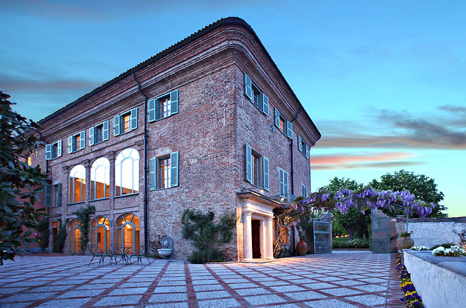 Relais Sant'Uffizio, Piedmont