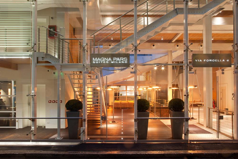 Magna Pars Suites, Milan