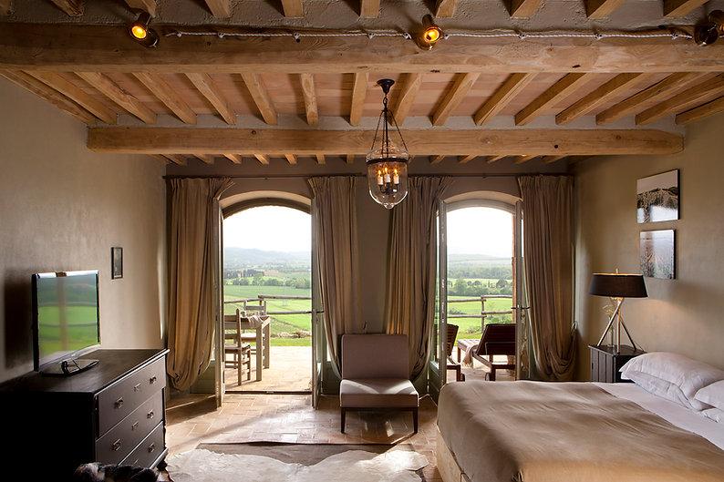Vineyard Suites have one of the best vie