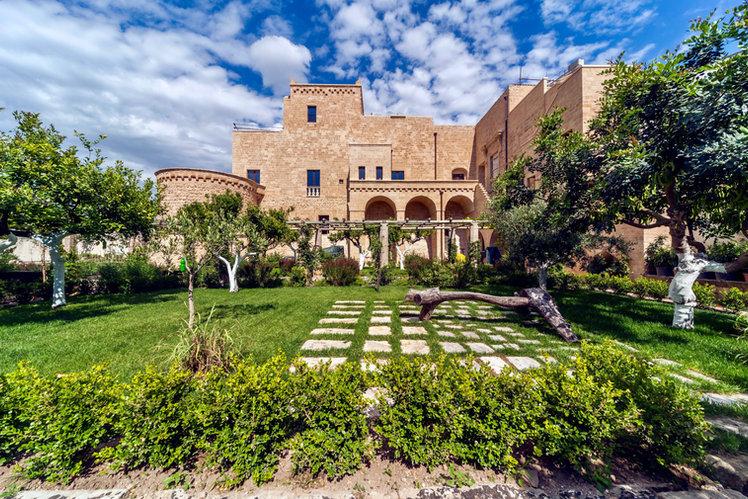 Castello di Ugento Ext_