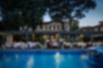 Hotel Byron_La Magnolia Restaurant_pool