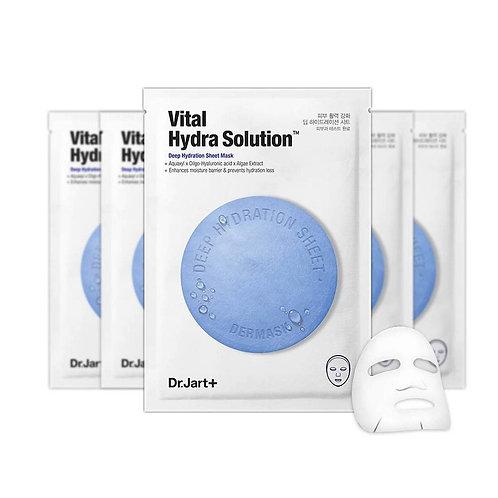 Dermask Water Jet Vital Hydra Solution™ - 5 masks