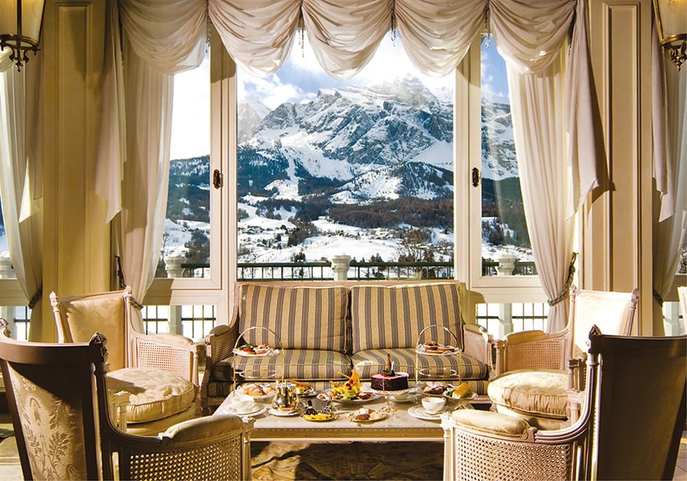 Apres Ski Cortina