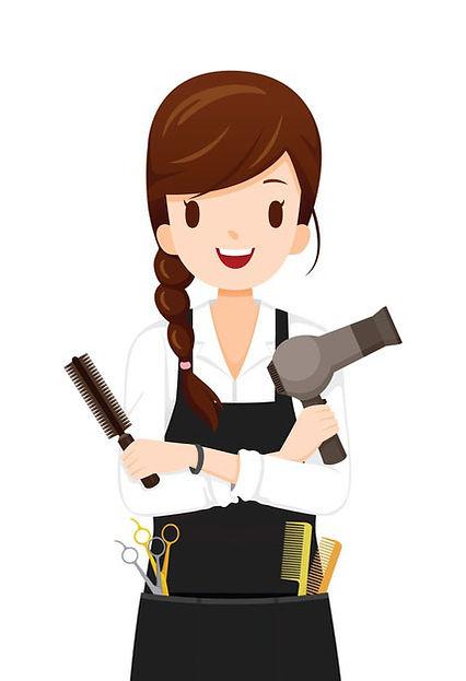 female-hairdresser-with-hair-salon-equip