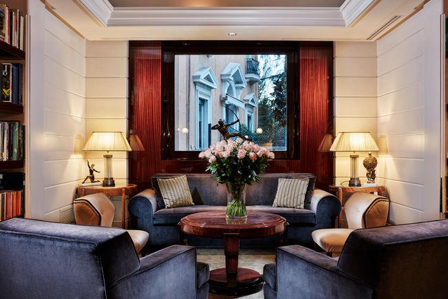 Hotel Lord Byron, Rome
