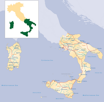 Southern Italy Map.png