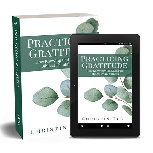 BUNDLE Set of 10: Practicing Gratitude