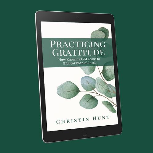 Practicing Gratitude FULL BOOK PDF