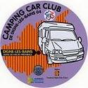 Camping Car Club Digne Les Bains 04