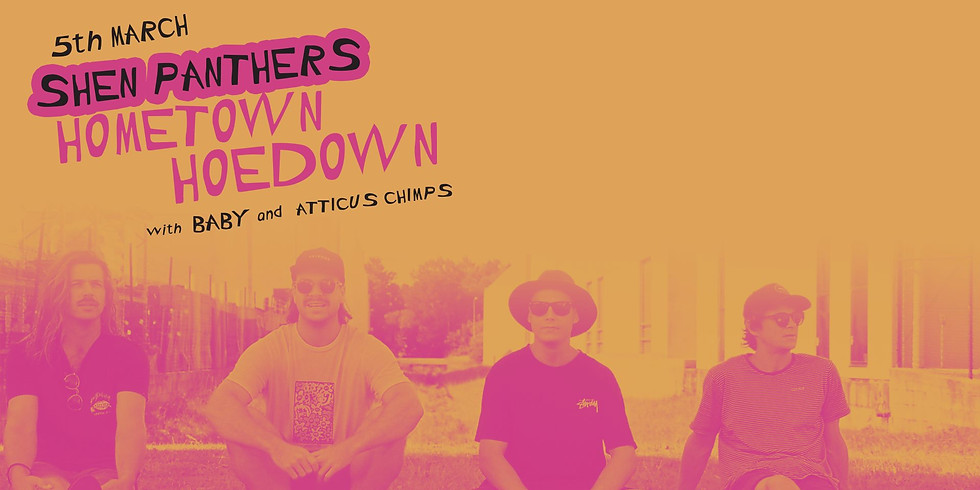 Shen Panthers - 'Hometown Hoedown' w/ Baby and Atticus Chimps