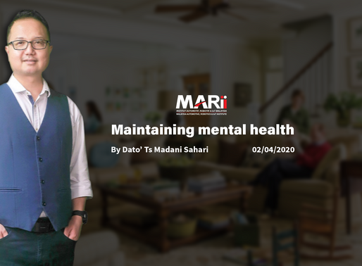 Maintaining mental health