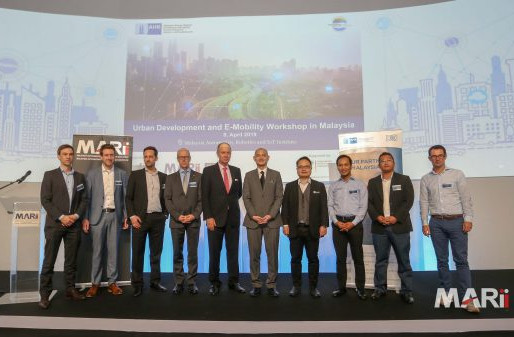 Urban Development and E-Mobility Workshop in Malaysia