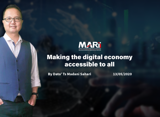 Making the digital economy accessible to all