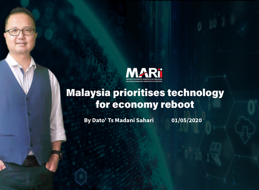 Malaysia prioritises technology for economy reboot