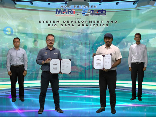 MARii and Melati ink MoU for System Development and Big Data Analytics