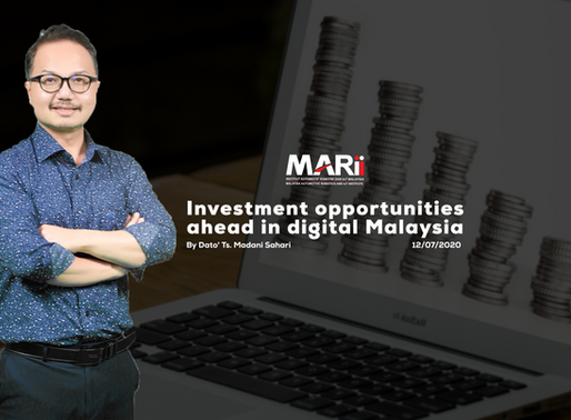 Investment opportunity ahead in digital Malaysia