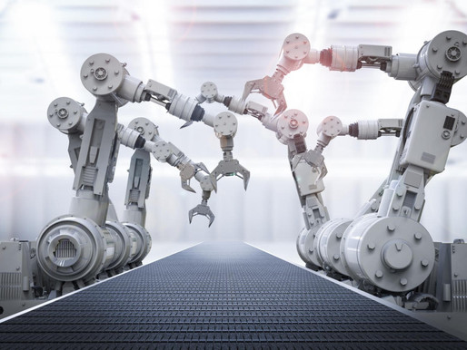 Robotics and Automation: Part 1 – 6 common types of industrial robots and their functions